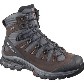 Salomon Quest 4D 3 GTX Schoenen Dames, ebony/chocolate plum/peppercorn